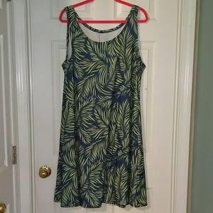 Lolly Wolly Doodle Dress size XXL NWOT